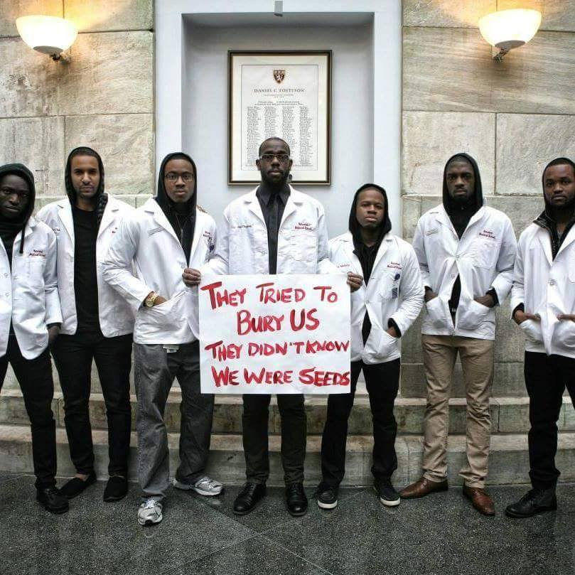 Harvard Medical School students