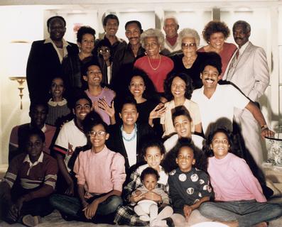 barbara ross lee & family