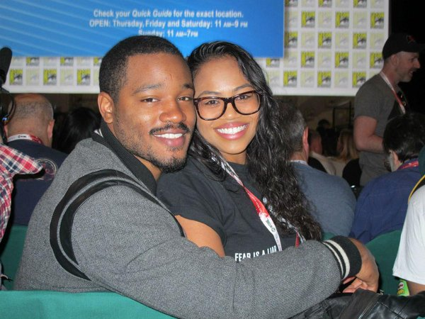 Ryan Coogler and Zinzi Evans