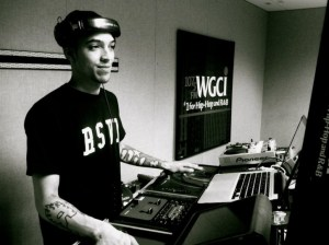 DJ Timbuck2 at WGCI