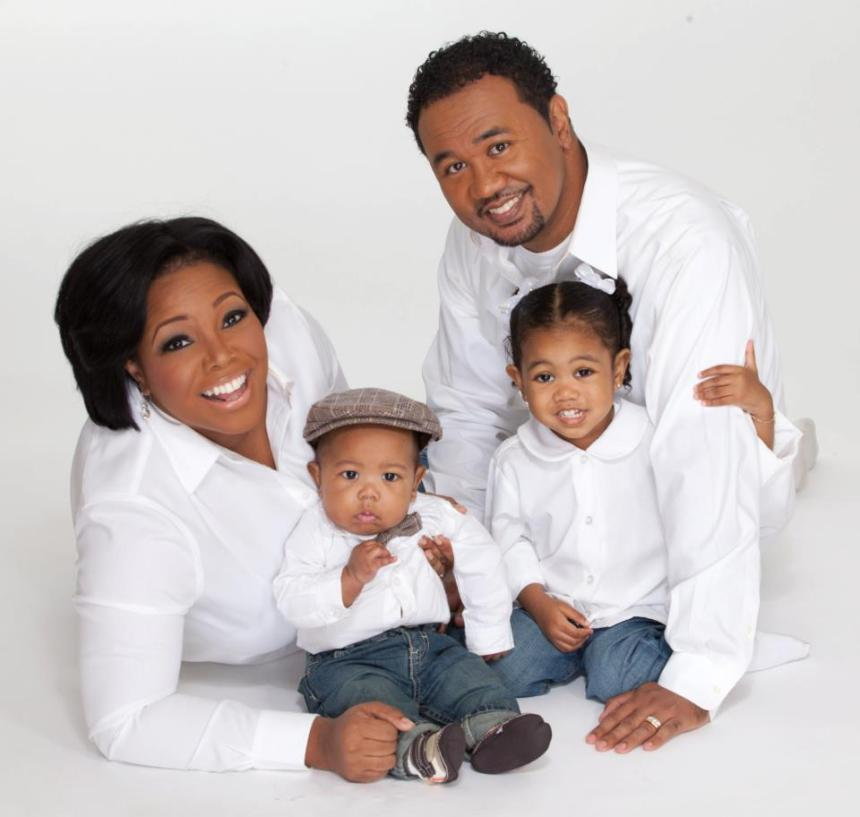 kellie s williams family