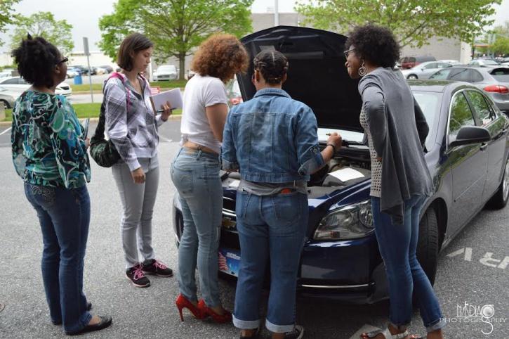 Patrice Banks Girls Auto Clinic