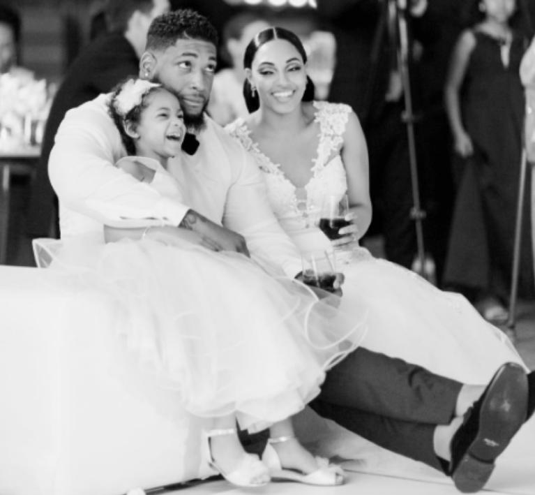 Devon Still marriage