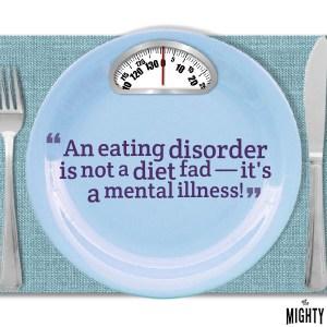 eating disorder myths