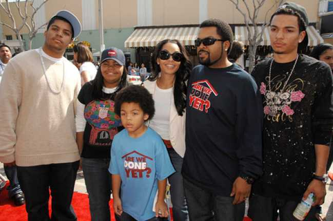 ice cube family dad