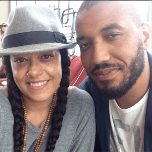 (Cree Summer & Husband Angelo Pullen / (via Twitter))