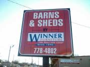 exterior building sign in Alpharetta GA