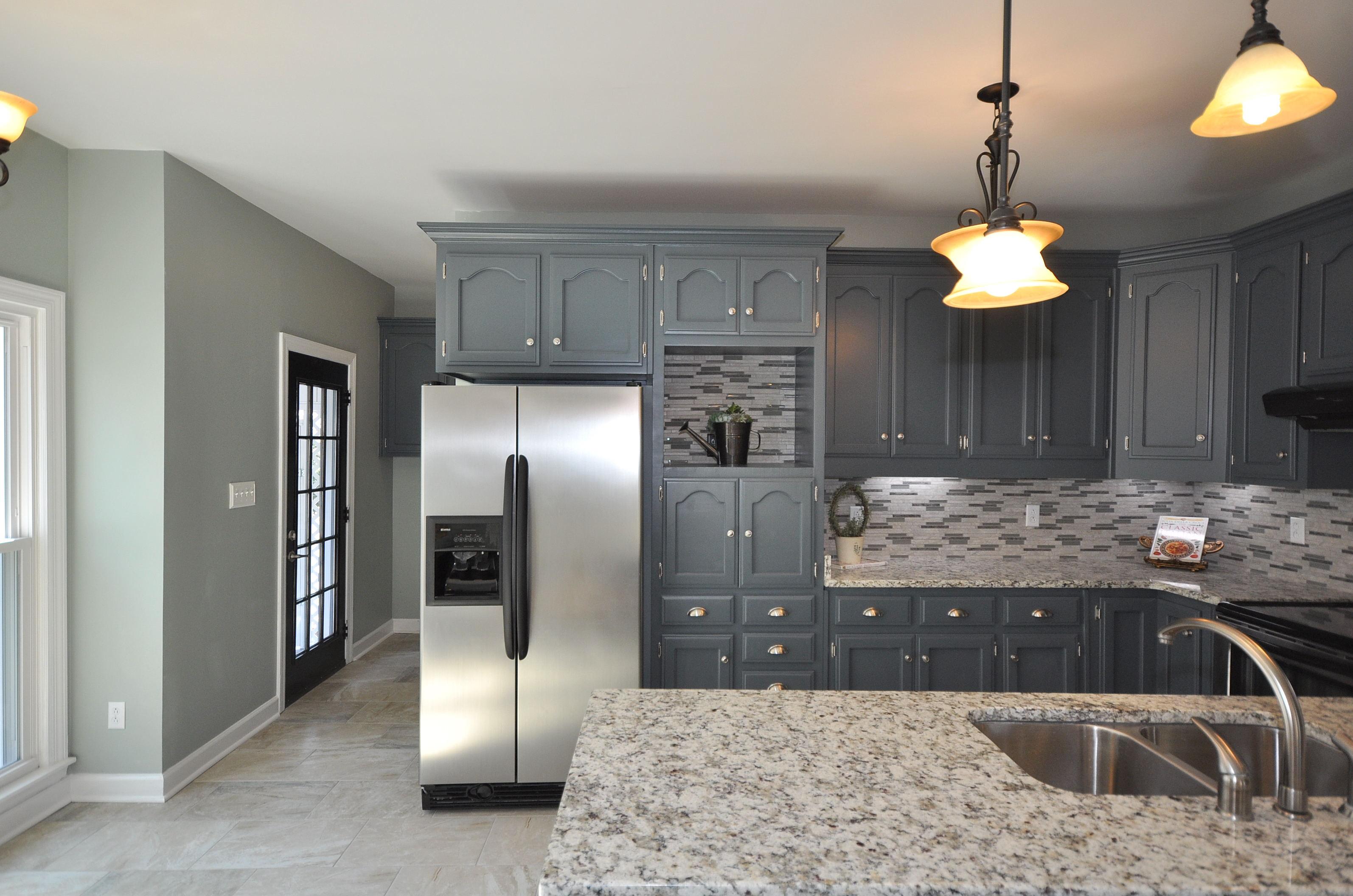 Granite Black Door Designs