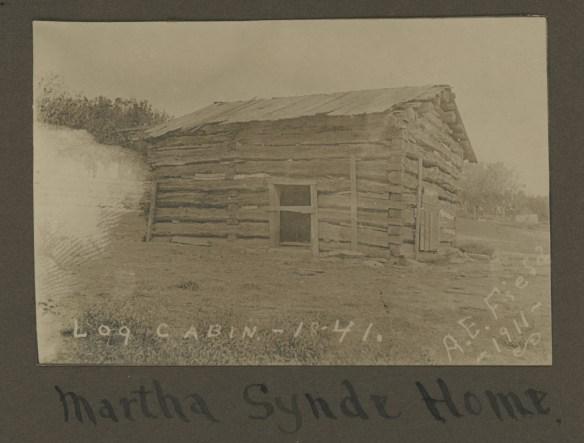 Log cabin 1911