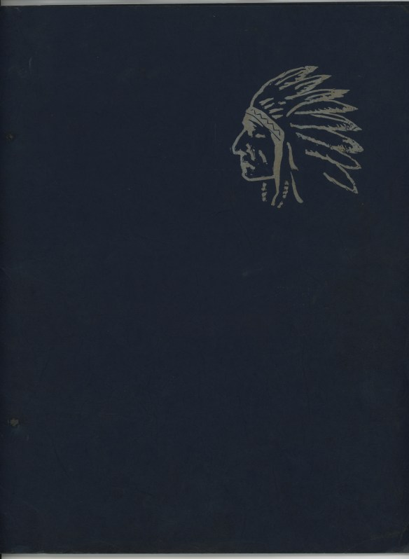 1941 WHS yearbook p0