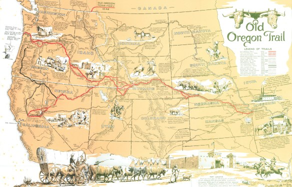 Old Oregon Trail