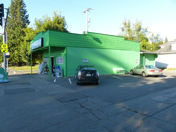 The Frog Pond grocery store