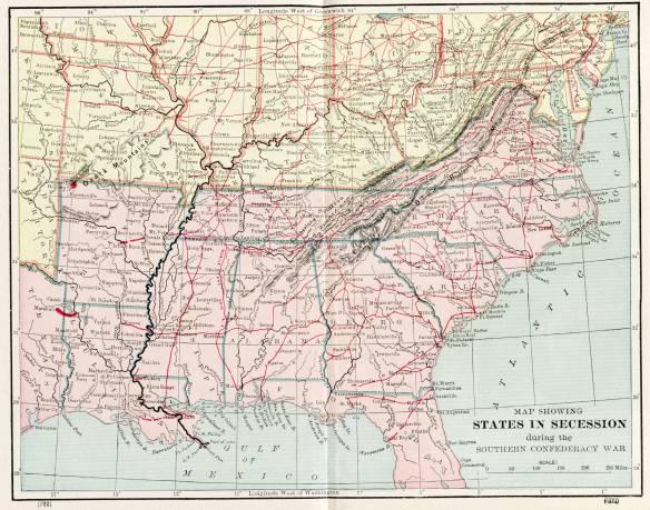States In Secession