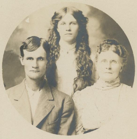 photo postcard detail