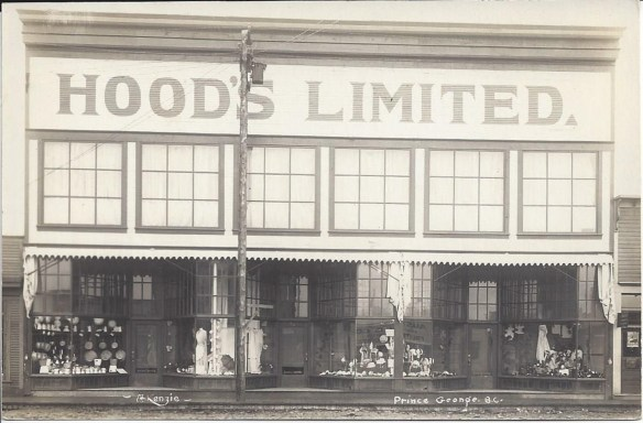 Frank Ross McMurry Hood Store