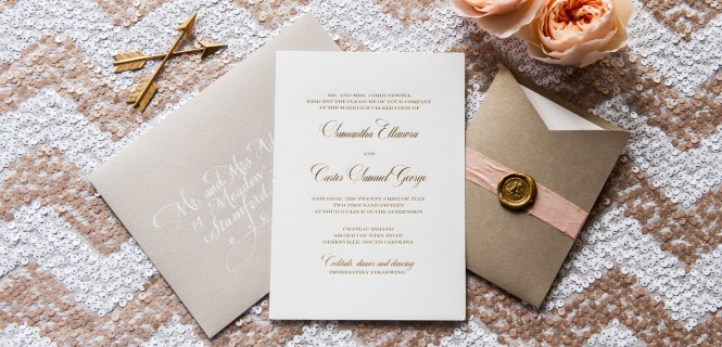 What Are Modern Wedding Invitations