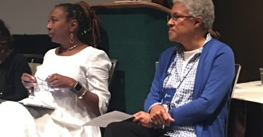 Kimberle Crenshaw and Patricia Hill Collins