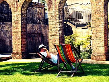 Paddington Reservoir Garden