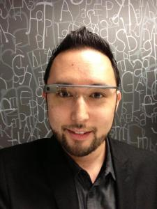 Tom Edwards Google Glass