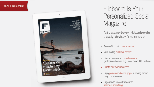 What is Flipboard