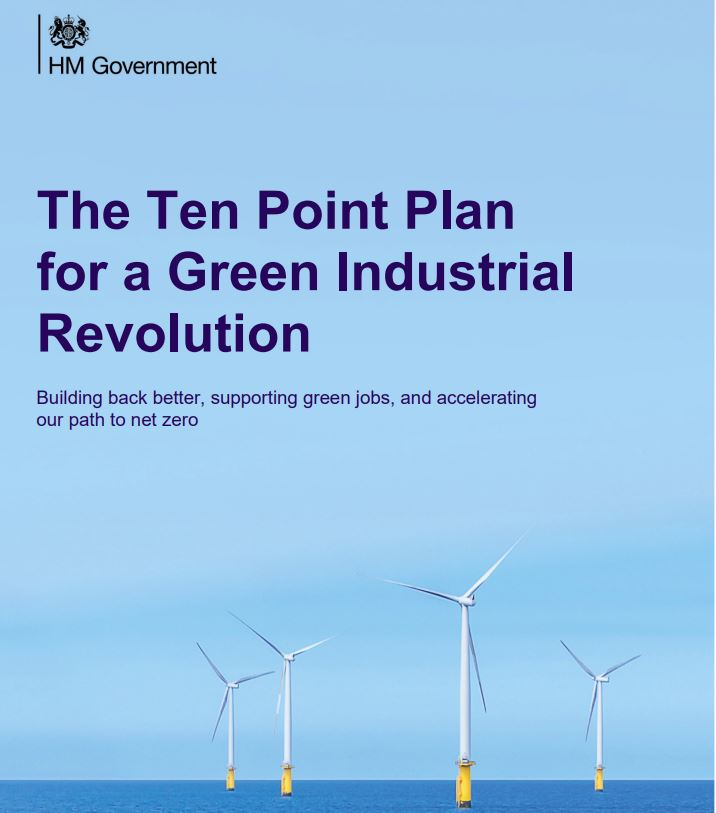 Ten Point Plan Cover