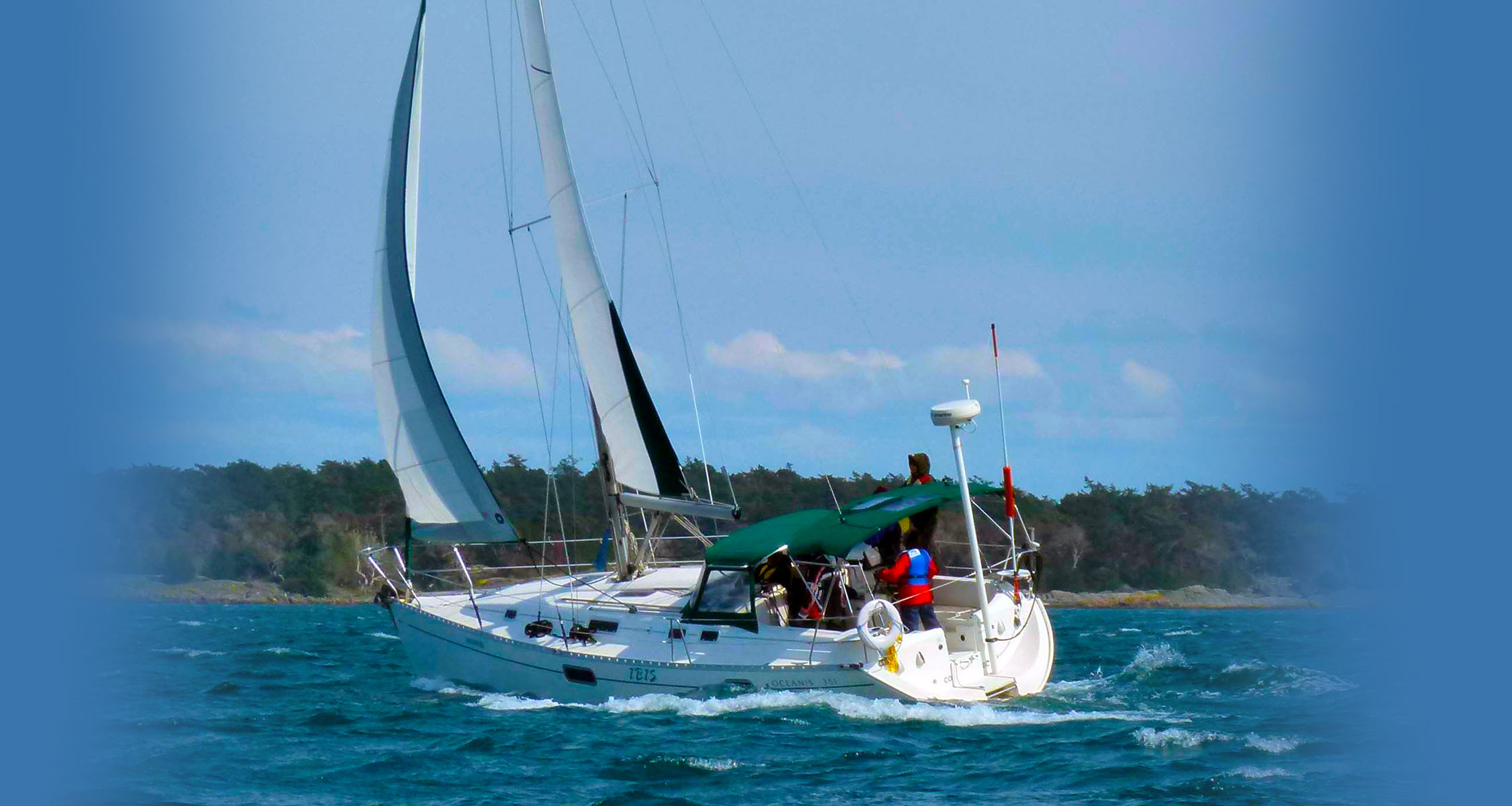 Blackfish Sailing Adventures – Sail Victoria and the Gulf