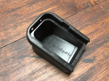 Euro +2 Magazine Extension Glock (Top)(Single)