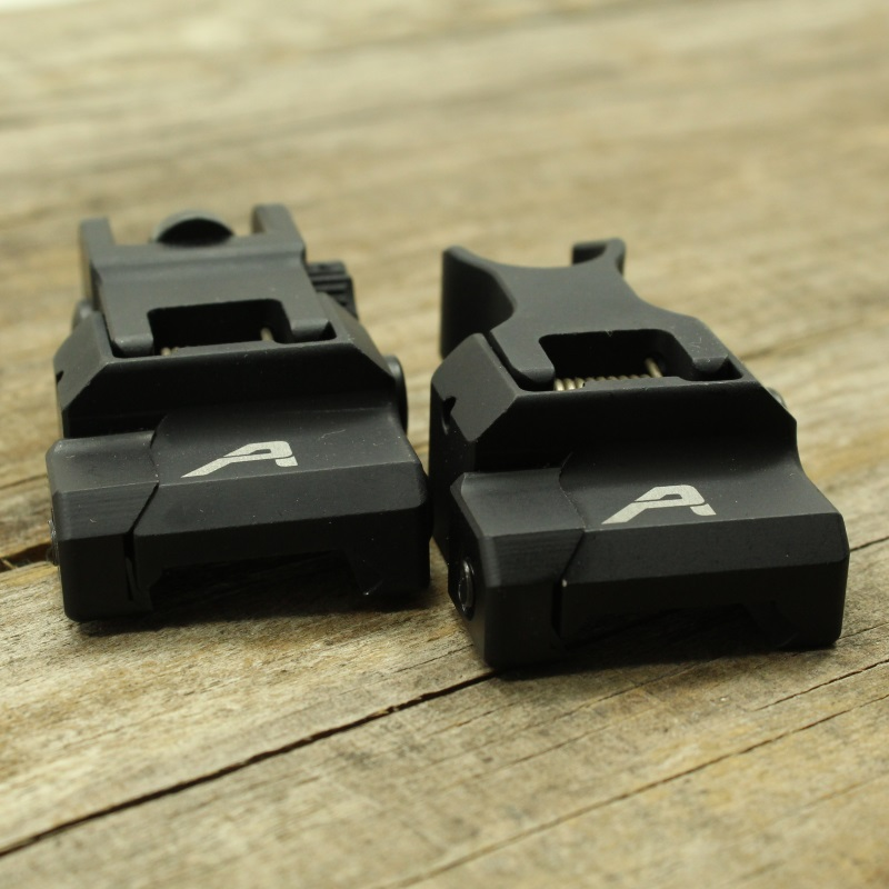 Aero Precision AR15 Flip Up Sight Set_5