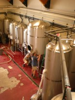 fermenter tank moving 087