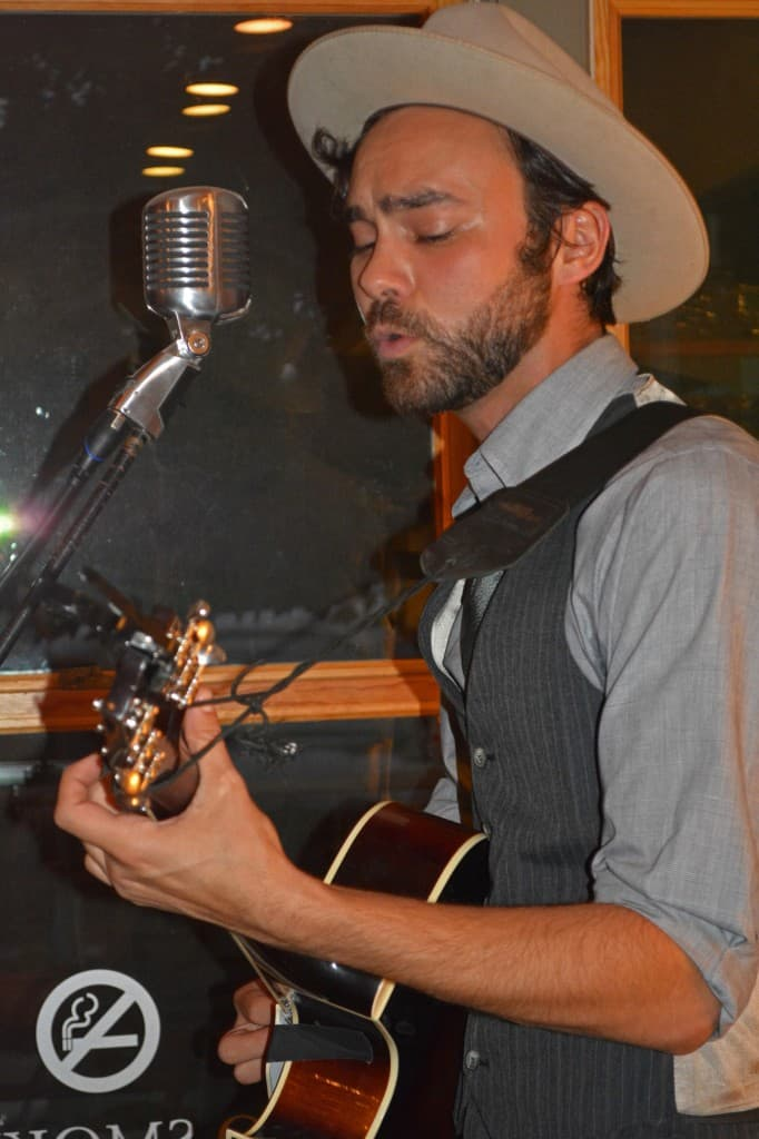 Shakey Graves at Swoop House
