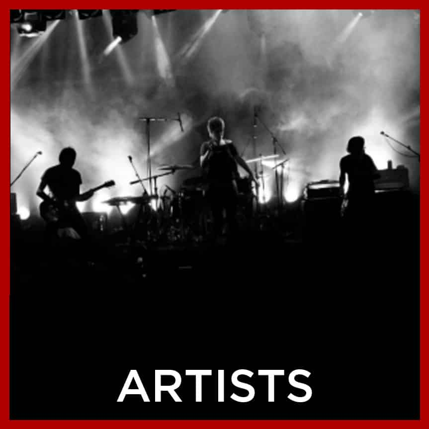 Black Fret Artists