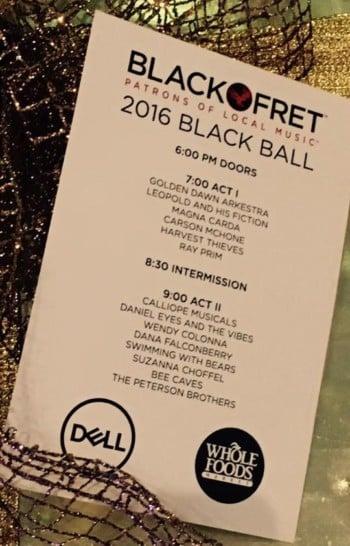 2016 Black Ball