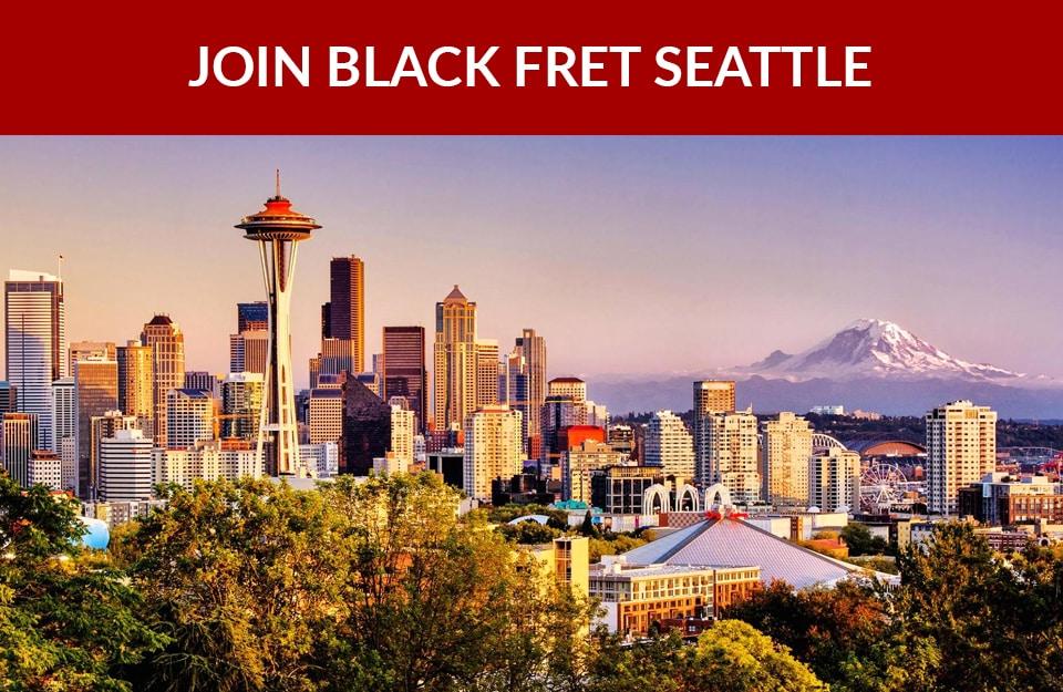 Join Black Fret Seattle