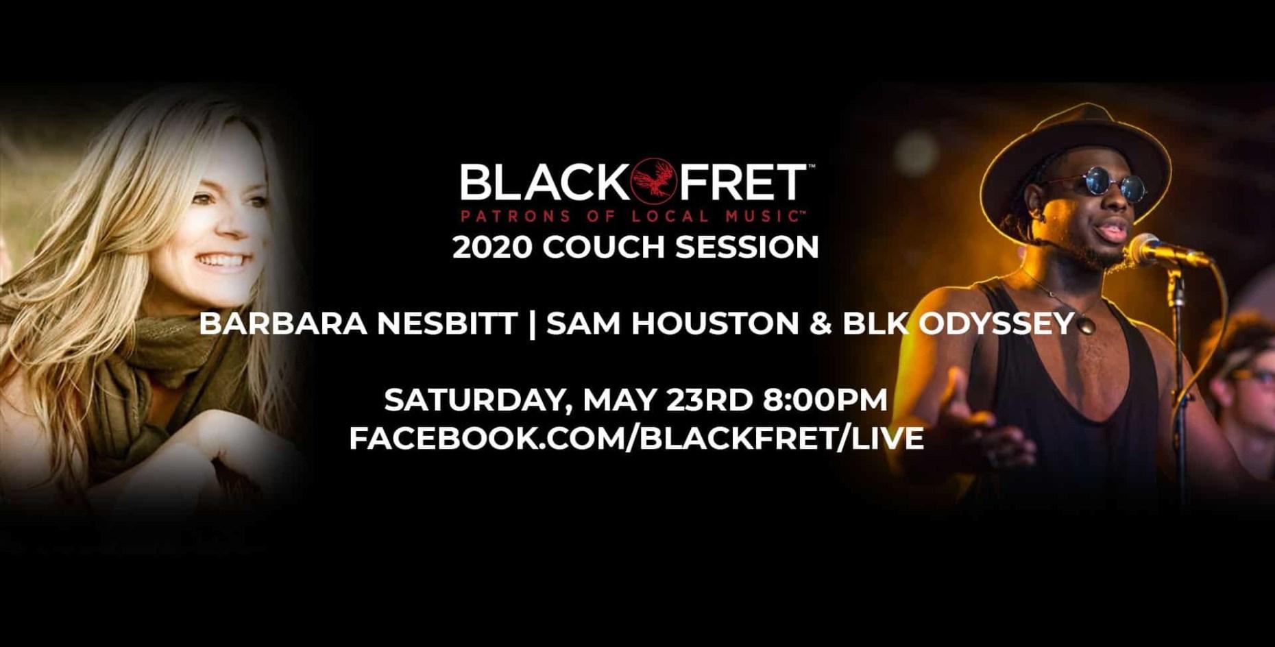 Black Fret Event