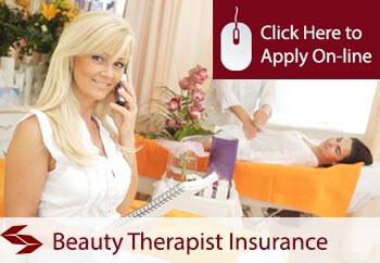 Beauty Therapists Liability Insurance