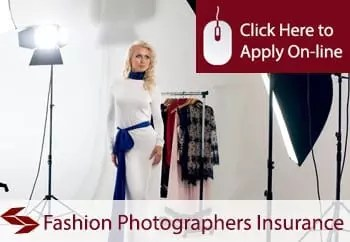 Fashion Photographers Professional Indemnity Insurance