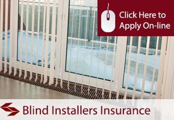 Blind Installers Public Liability Insurance