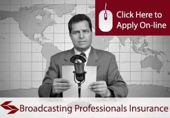 Broadcasting Professionals Liability Insurance
