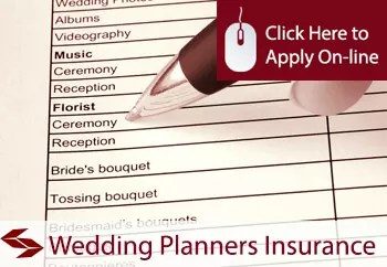 Wedding Planners Professional Indemnity Insurance