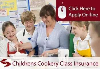Childrens Cookery Classes Public Liability Insurance