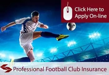 professional football club insurance