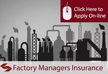 Factory Managers Public Liability Insurance