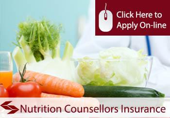Nutrition Counsellors Public Liability Insurance