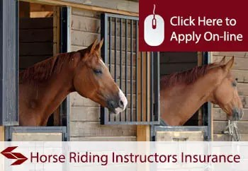 horse riding instructors liability insurance