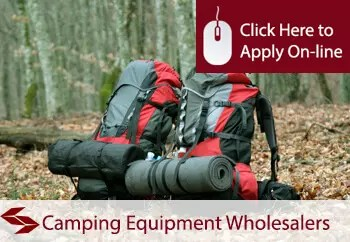 camping equipment wholesalers insurance