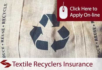 textile recyclers insurance
