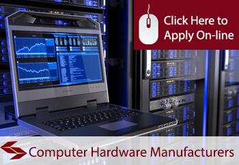 computer hardware manufacturers insurance