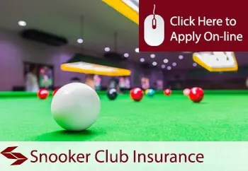 snooker club insurance