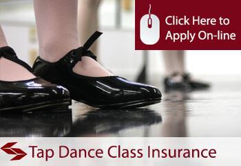 tap dance class insurance