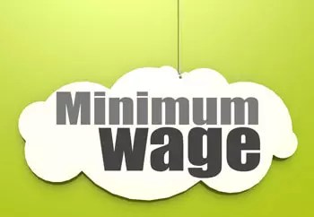 National Minimum Wage April 2019